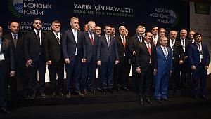 İzmir İş Dünyası'nın örnek işbirliği ile Dikili'ye dev proje