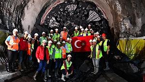 İzmir Narlıdere Metrosu'nda iki istasyon birleşti!