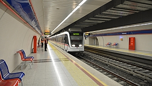 Karabağlar metrosu için ilk adım atıldı