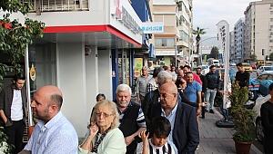 Karşıyaka Alaybey mahallesinde gergin delege seçimi!