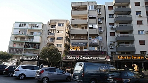 Karşıyaka'daki yatık binalar için imar planı çalışmaları başlıyor