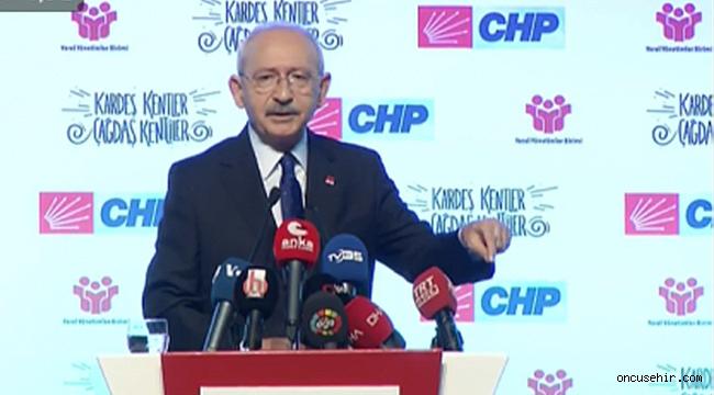 Kemal Kılıçdaroğlu: 17 yıldır cepleri için çalıştılar