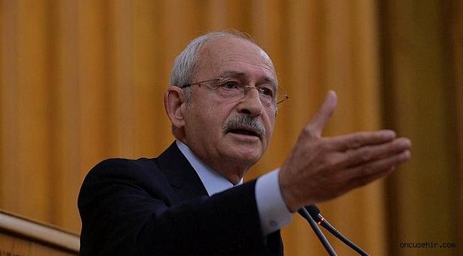 Kılıçdaroğlu'ndan sert çıkış: