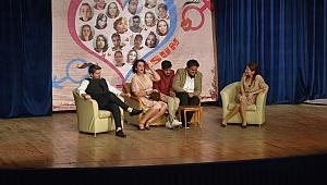 Narlıdere Belediye Tiyatrosu sahnede!