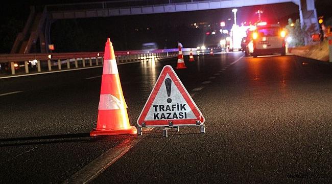 Ölümlü trafik kazalarını azaltacak önlemler yolda