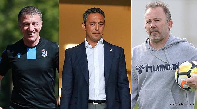 PFDK'den Sergen Yalçın'a 4 maç men,Ali Koç ve Ahmet Ağaoğlu'na para cezası