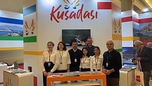 Polonya Turizm Fuarı'nda Kuşadası tanıtımı