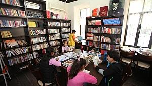 Reşat Nuri Güntekin Çocuk Kitaplığı'nın üye sayısı 5 bine yaklaştı