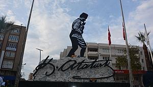 Torbalı'nın bağrında Atatürk imzası