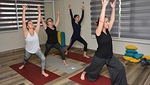 Yoga, hem fiziksel hem de ruhsal sağlık veriyor