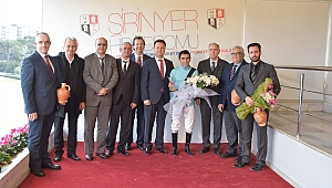 Başkan Aksoy Geleneksel Kubilay Koşusu'na katıldı