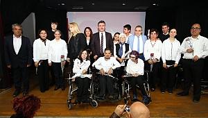 Başkan Sandal'dan engellilere iki müjde