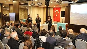 Başkan Sengel Safranbolu'da Efes Selçuk'u anlattı