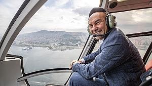 Başkan Soyer: İzmir'i sportif havacılığın merkezi yapacağız