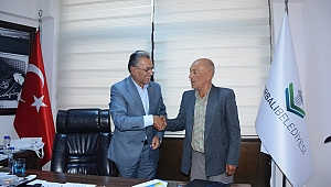 Başkan Uygur'dan, yerel tohuma destek protokolü
