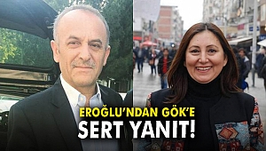 Cemal Eroğlu'ndan Songül Gök'e sert yanıt!