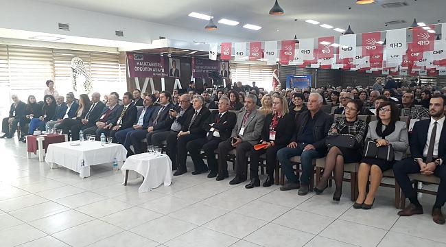 CHP Bayraklı ilçe adaylarından iddialı sözler