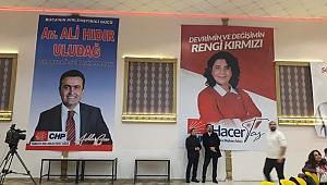 CHP Buca'da kongre heyecanı