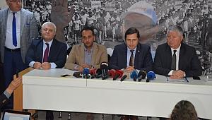 CHP'DEN OĞUZ'A DESTEK