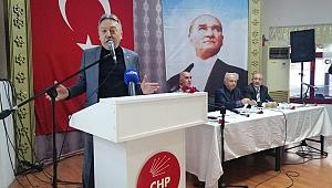 CHP'li Bayır: İktidar olmak için bu salondan tek parça çıkmak zorundasınız