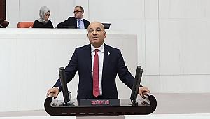 CHP'li Polat: Belediye başkanı çıplak gözle değil vicdan gözlüğüyle baksın