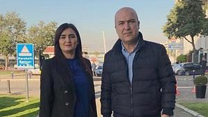 CHP Milletvekilleri Kılıç ve Bakan, Oğuz'u cezaevinde ziyaret etti