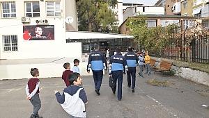Çiğli'de Okul Kantinlerine denetim artırıldı