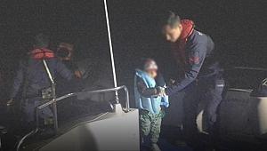Faciaya ramak kaldı: İzmir'de botları sürüklenen göçmenler…