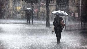 Hafta sonu Ege'ye, yağış ve fırtına geliyor