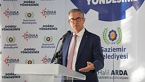Halil Arda: Temizlik işini belediye bünyesine alıyoruz