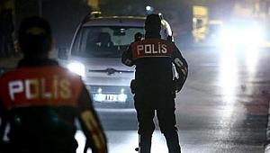 İzmir'de bu gece 5 bin 500 polis görev yapacak