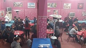 İzmir'de çay ocaklarına kumar operasyonu