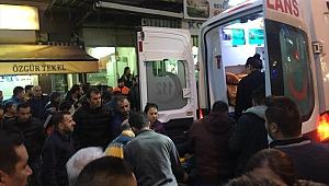 İzmir'de silahlı saldırıya uğrayan kişi öldü