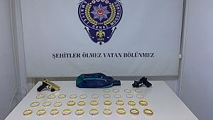 İzmir'deki film gibi kuyumcu soygununda yeni gelişme!