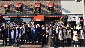 İzmir'e en Organik Restoran