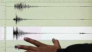 Kars'ta 4 büyüklüğünde deprem!