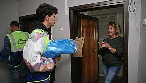 Karşıyaka'da ambalaj atıkları 'çöpe' değil, 'geri dönüşüme' gidecek!
