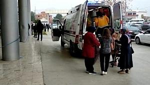 Kız yurdunda 103 öğrenci hastanelik oldu!