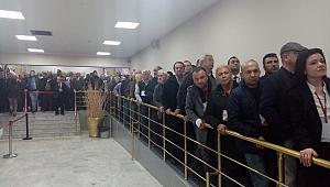 Konak İlçe Kongresinde sandıklar açıldı