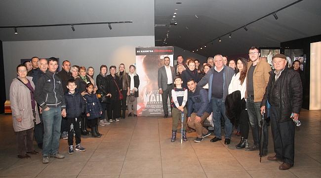 Menderes'ten 'Naim' filmine çıkarma