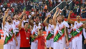 Pınar Karşıyaka, FIBA Avrupa Kupası ikinci turuna galibiyetle başladı