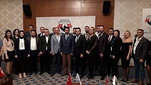 Satranç Kulüpleri Federasyonun ilk genel kurulunu İzmir'de gerçekleştirdi