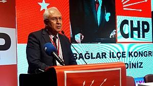 Selvitopu: Karabağlar'ı asla rantçılara teslim etmeyeceğiz