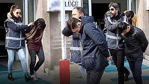Silahla 2 kişiyi yaralamışlardı! İzmir'deki kuyumcu soyguncuları için karar!