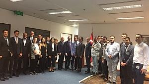 Türk Gıda İhracatçıları'ndan Singapur çıkarması