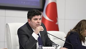 Başkan Kılıç:Basın özgür olmadıkça demokrasiden bahsedemeyiz