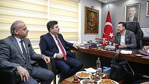 Başkan Kılıç'tan siyasi partilerle cezaevi görüşmesi
