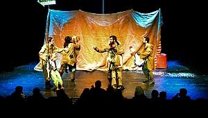 BBŞT'den Bornovalı çocuklara özel oyun