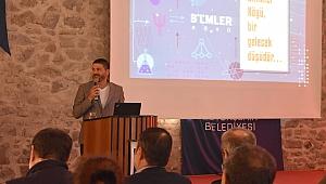 ''Bilimler Köyü'' için tanıtım toplantısı düzenlendi