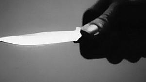 Çalışanının eski kocasıyla kavgasını önlemeye çalışırken defalarca bıçaklandı